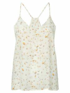 Tara Matthews seashell printed cami top - Neutrals