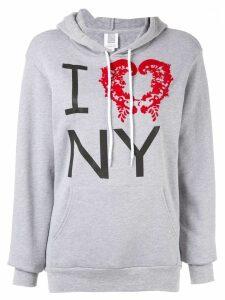 Rosie Assoulin NY hoodie - Grey