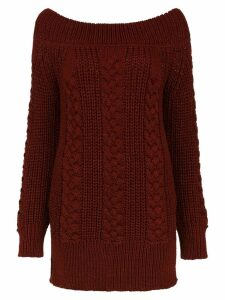 Tufi Duek knit blouse - Red
