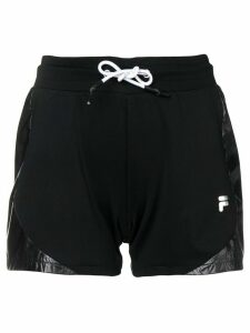 Fila fitted shorts - Black