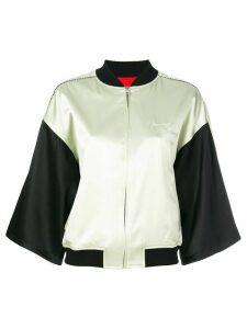 Opening Ceremony reversible kimono bomber jacket - Black