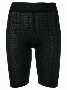 Gcds stretch fit shorts - Black