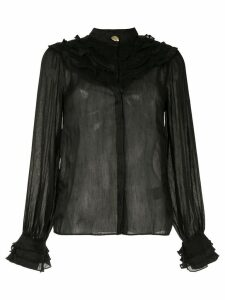 Aje Maddison blouse - Black