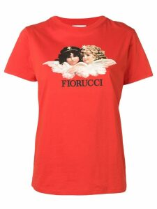 Fiorucci Vintage Angels T-Shirt - ORANGE