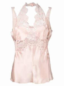 Stella McCartney Kimberly top - PINK