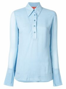 Manning Cartell Zero Gravity blouse - Blue