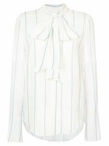 Chloé pussy bow blouse - White