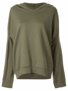 Zambesi olive Hoodwink hoodie - Green