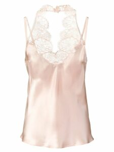Stella McCartney Giovanna top - PINK