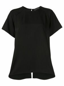 Lee Mathews Didion Raglan T-shirt - Black