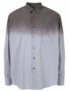 Ports V gradient shirt - Grey