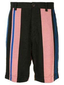 Ports V striped bermuda shorts - Multicolour