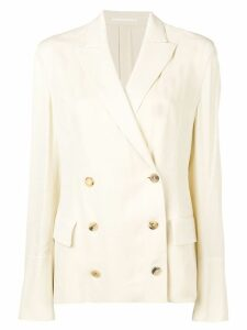 Golden Goose Angelica blazer - NEUTRALS