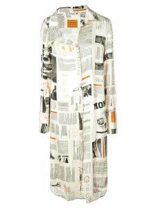 Monse book pattern tunic - NEUTRALS