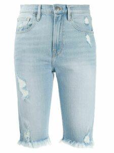 FRAME Le Vintage bermuda shorts - Blue