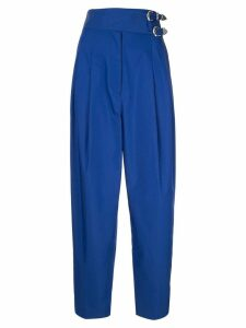 Toga high-rise tapered trousers - Blue