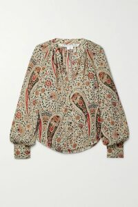 Bassike - Linen And Cotton-blend Sweater - Taupe