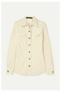 Proenza Schouler - Cotton-twill Shirt - White