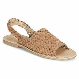 Spot on  F00214  women's Sandals in Brown