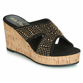 Lola Espeleta  NAMUELLE  women's Mules / Casual Shoes in Black