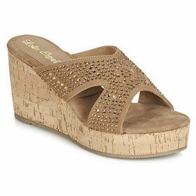 Lola Espeleta  NAMUELLE  women's Mules / Casual Shoes in Brown