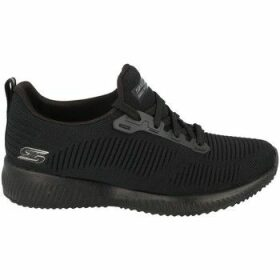 Skechers  Bobs Squad  women's Shoes (Trainers) in Black