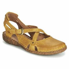 Josef Seibel  ROSALIE 13  women's Sandals in Yellow