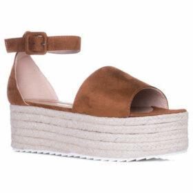 Spylovebuy  Monza  women's Espadrilles / Casual Shoes in Brown
