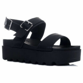 Spylovebuy  Lucca  women's Sandals in Black