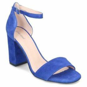 Gino Rossi  DNI426CC6002009000  women's Sandals in Blue
