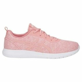 Asics  Kanmei 2  women's Shoes (Trainers) in Pink