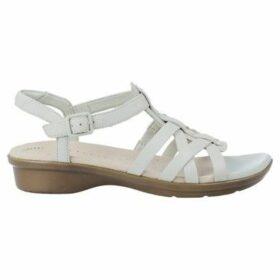 Clarks  Loomis Katey Sandalias Casual de Mujer  women's Sandals in Beige