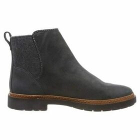 Clarks  Trace Fall  women's Mid Boots in Black