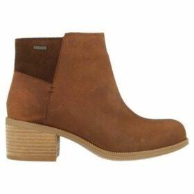 Clarks  Devreeviolagtx  women's Low Ankle Boots in Brown