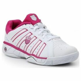K-Swiss  Speedster  women's Sports Trainers (Shoes) in White