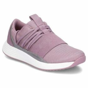 Under Armour  Breathe Lace X NM  women's Shoes (Trainers) in Purple