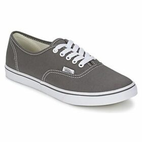 Vans  AUTHENTIC LO PRO  women's Shoes (Trainers) in Grey