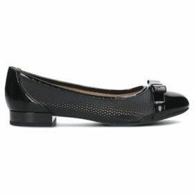 Geox  D Wistrey D  women's Shoes (Pumps / Ballerinas) in Black