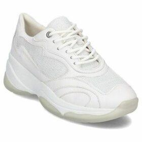 Geox  D Kirya B  women's Shoes (Trainers) in White