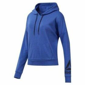 Reebok Sport  Wor Delta Hoody  women's Sweatshirt in Blue