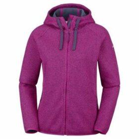 Columbia  Pacific Point  women's Sweatshirt in Purple