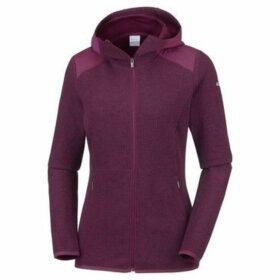 Columbia  Coggin Peak  women's Fleece jacket in Purple