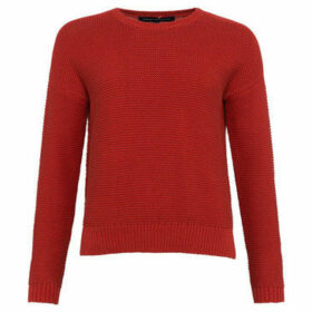 French Connection  Long sleeves sweater  women's Sweater in Red