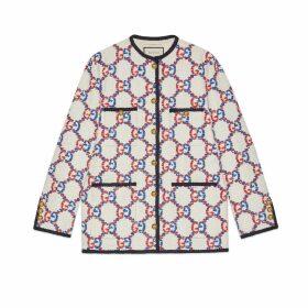 Oversize GG Sylvie tweed jacket