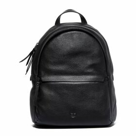 Timberland Ashbrook Leather Backpack for Women In Black Black, Size ONE