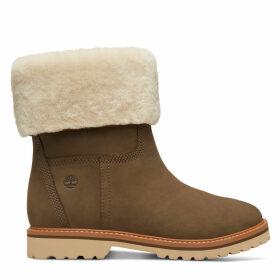 Timberland Chamonix Valley Shearling Boot For Women In Brown Brown, Size 9