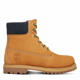 Timberland 45th Anniversary 6 Inch Boot For Women In Yellow/sapphire Yellow/sapphire, Size 5