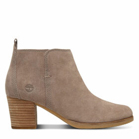 Timberland Eleonor Street Ankle Boot For Women In Taupe Taupe, Size 9