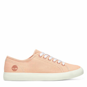 Timberland Newport Bay Trainer For Women In Peach Peach, Size 7.5