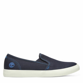 Timberland Newport Bay Slip-on Shoe For Women In Navy Navy, Size 7